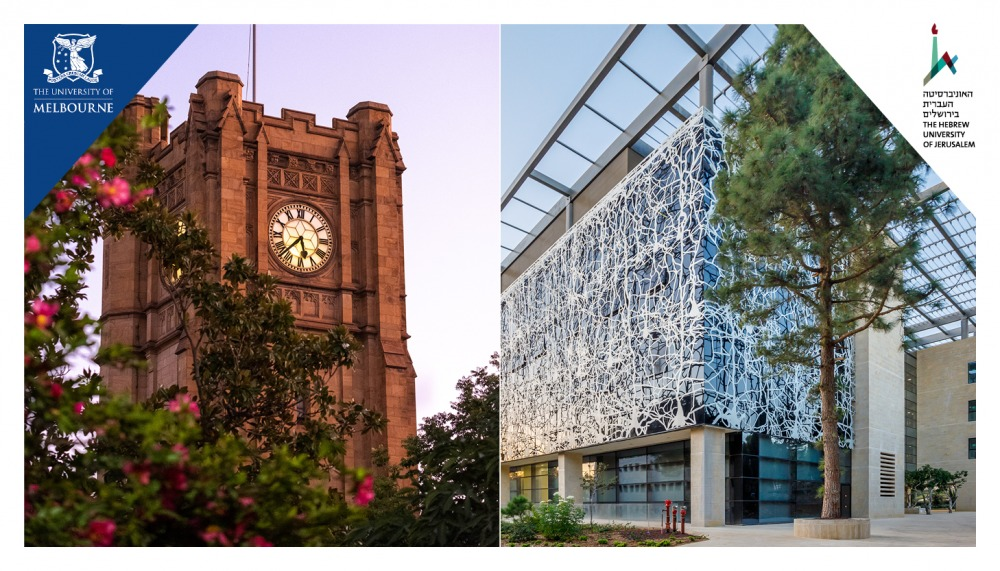 University of Melbourne–Hebrew University of Jerusalem Partnership