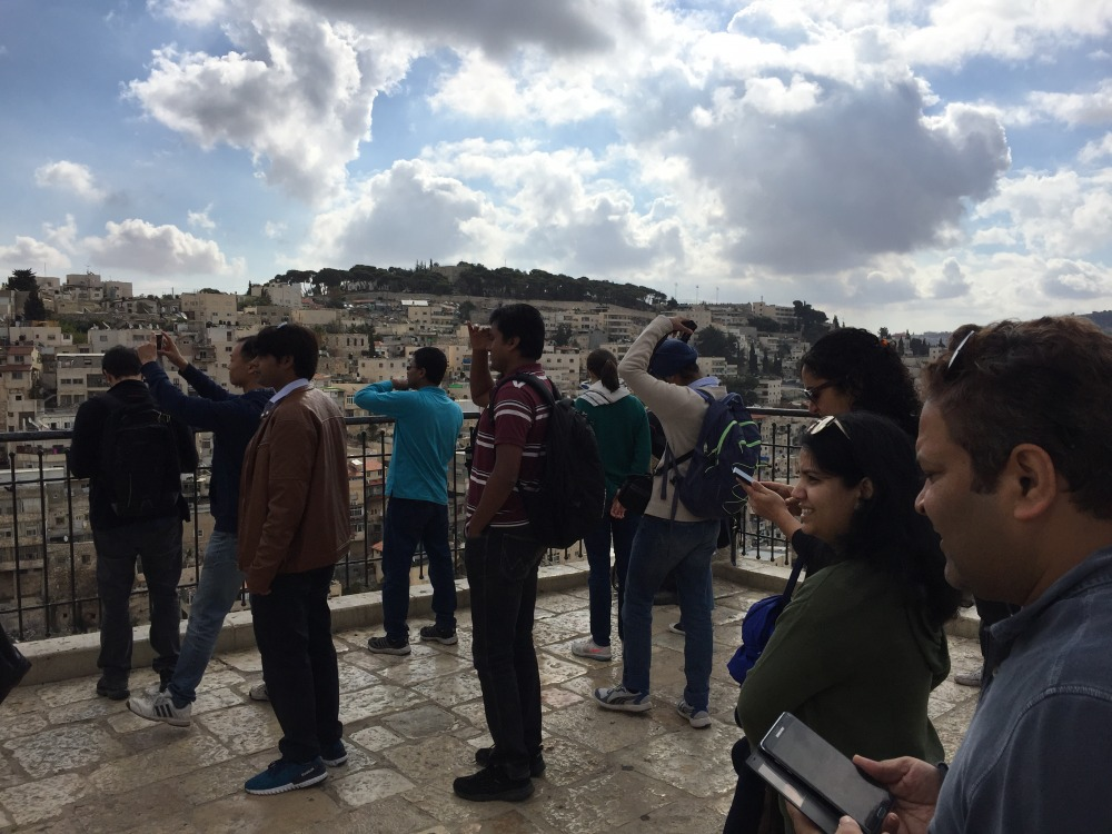 Photos from our trip in Jerusalem