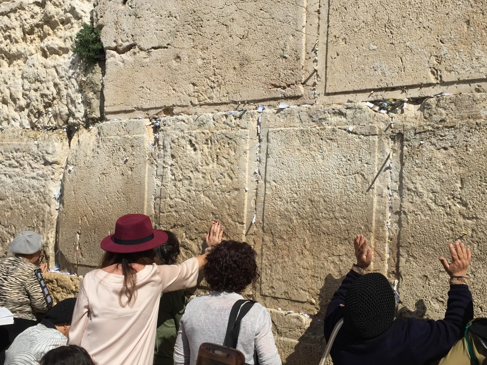 photos from our trip to Jerusalem
